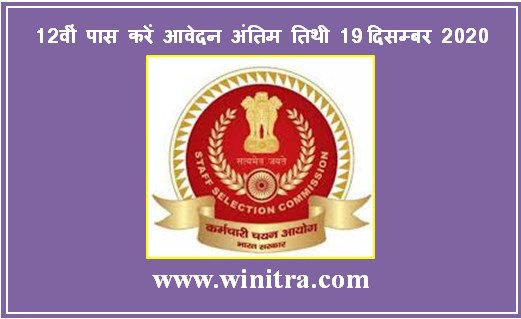 12th Pass Apply for Lower Divisional Clerk, Data Entry Operator, and Other Post