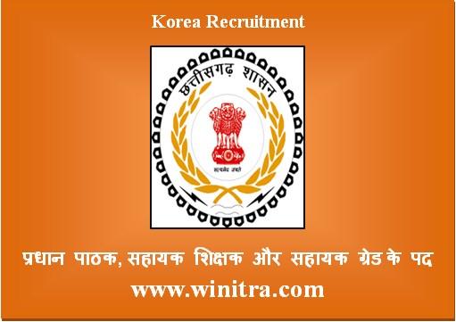 korea recruitment: कोरिया भर्ती