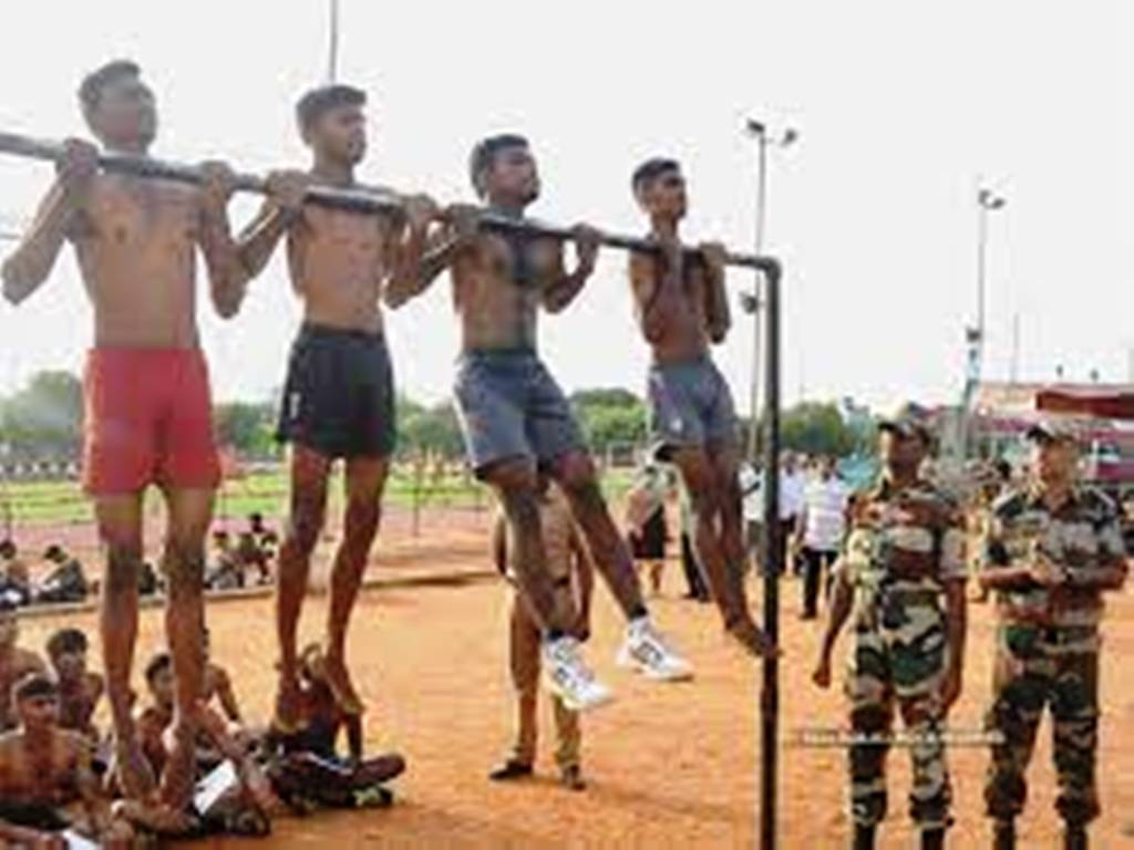 Indian Army Recruitment For Army Recruitment Rally 2021