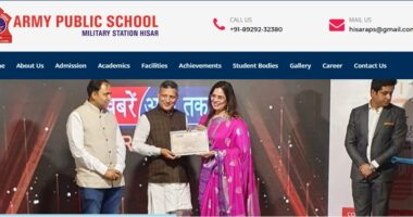 Army Public School Haryana Recruitment 2021 For TGT PGT Teacher