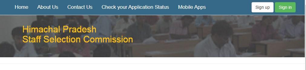 HPSSC Recruitment 2021 Apply 379 Post
