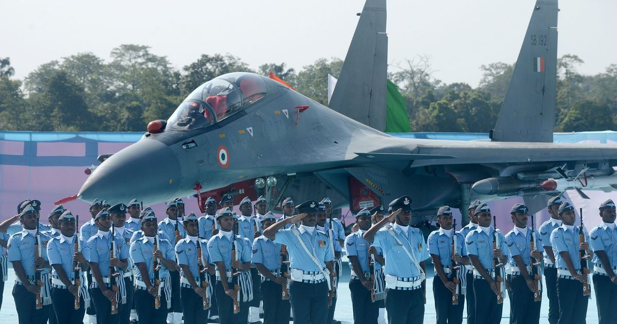 Indian Air Force Group C Cicilian Post Recruitment 2021