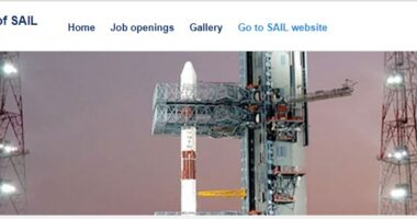 SAIL Recruitment 2021 Apply 46 MO Posts