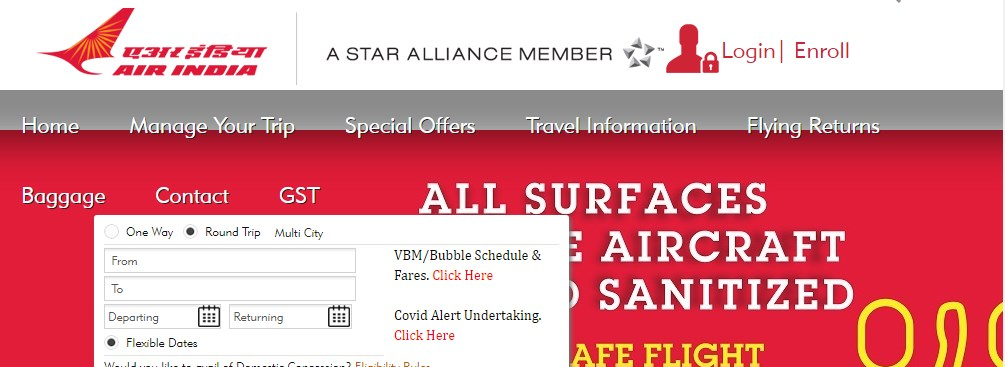 AIASL Air India Manager Post Vacancy 2021