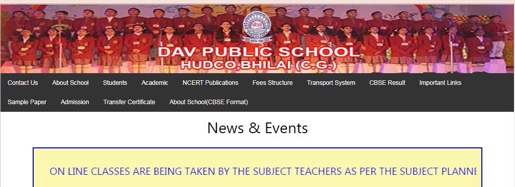 DAV Mukhyamantri Public Schools Recruitment