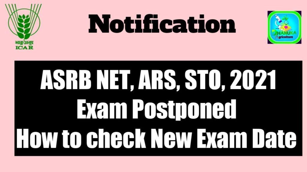 NET Exam 2021 Postponed