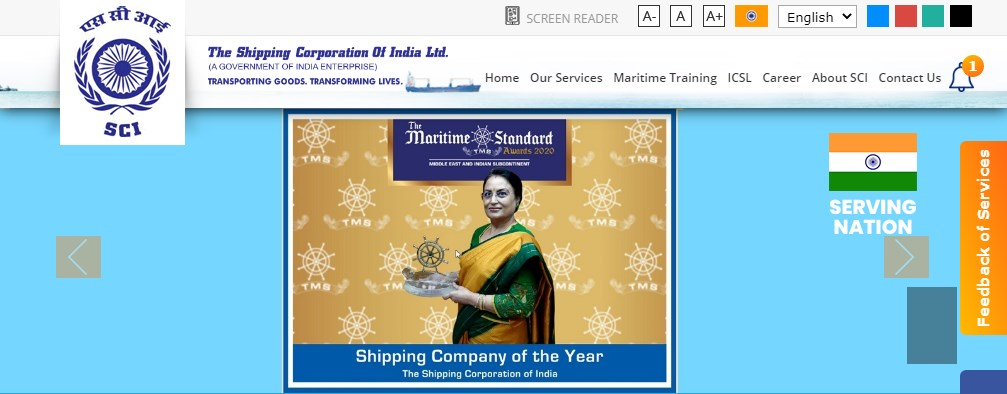 Shipping Corporation of India Recruitment 2021 Apply Legal Assistant Posts