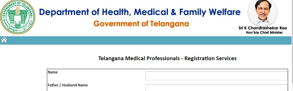 Telangana Medical Jobs Recruitment 2021