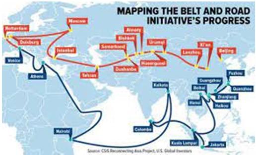 Belt and Road Initiative GK