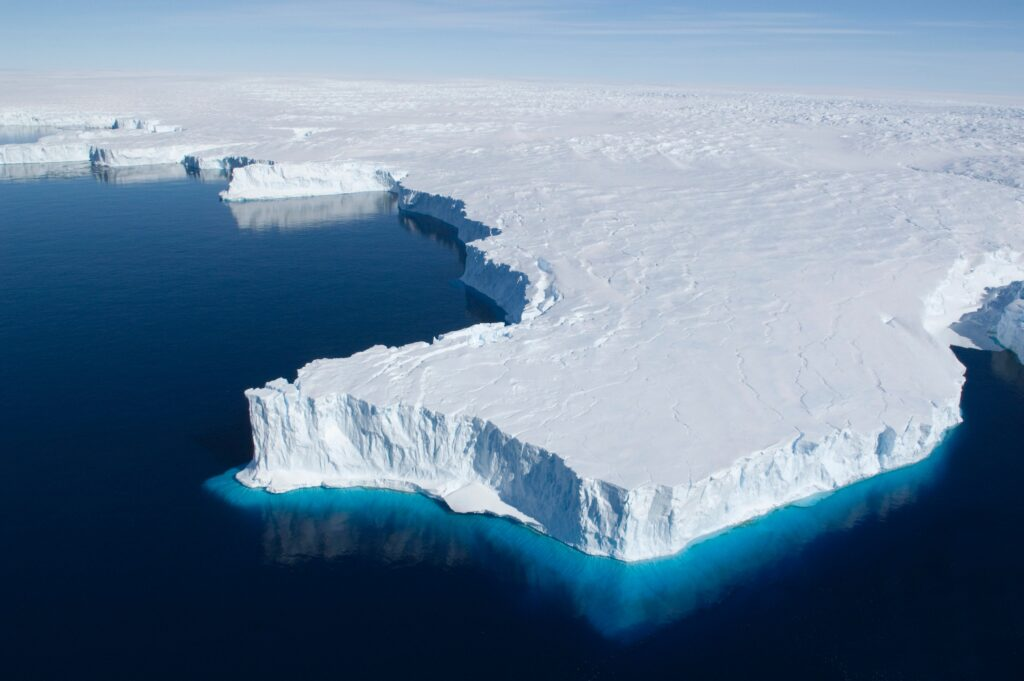 Extraordinary Climate Change to Occur in Antarctica by 2060