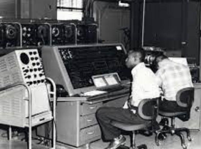 First Generation Univac Computer