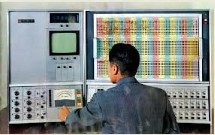 Hitachi 505 Hybrid Computer