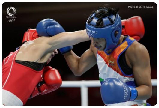Tokyo Olympics Games Boxing