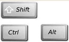 Modifire Key